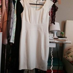 NOT Marc new York white midi bodycon